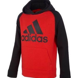 Small (8) adidas hoodie NWT